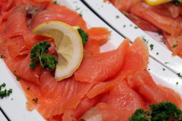 salmón ahumado argentina