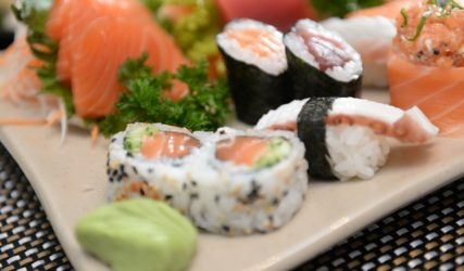 el mejor sushi casero