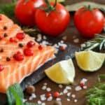 salmón para sushi