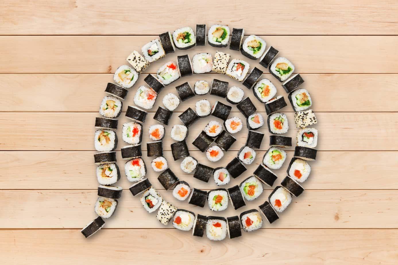que es el sushi