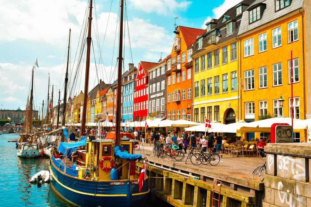 Mercado Gastronomico Dinamarca
