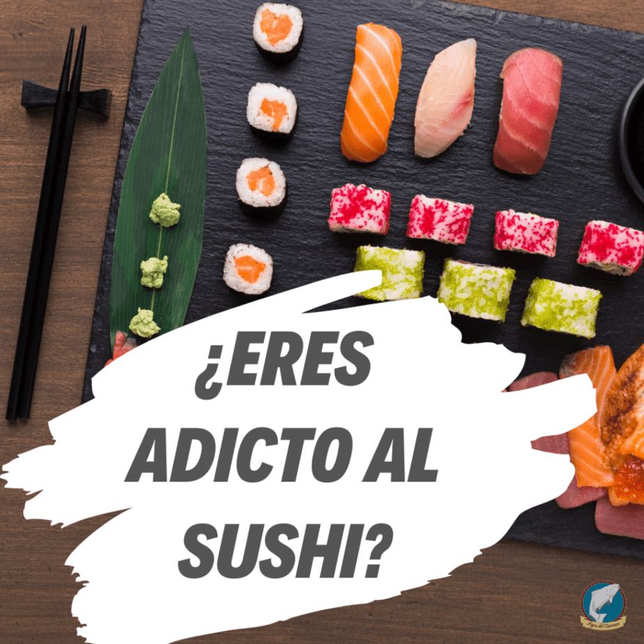 adicción al sushi
