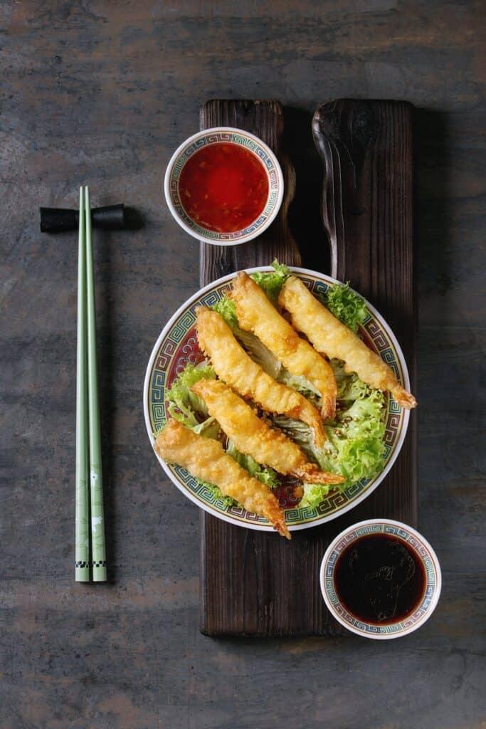 Qué es el tempura