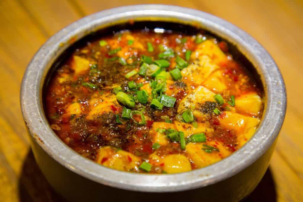 Mapo de Tofu