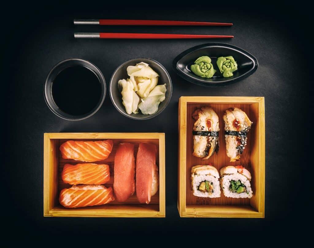 sushi rolls para principiantes