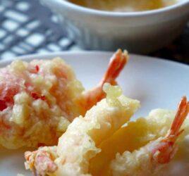 tempura japonés