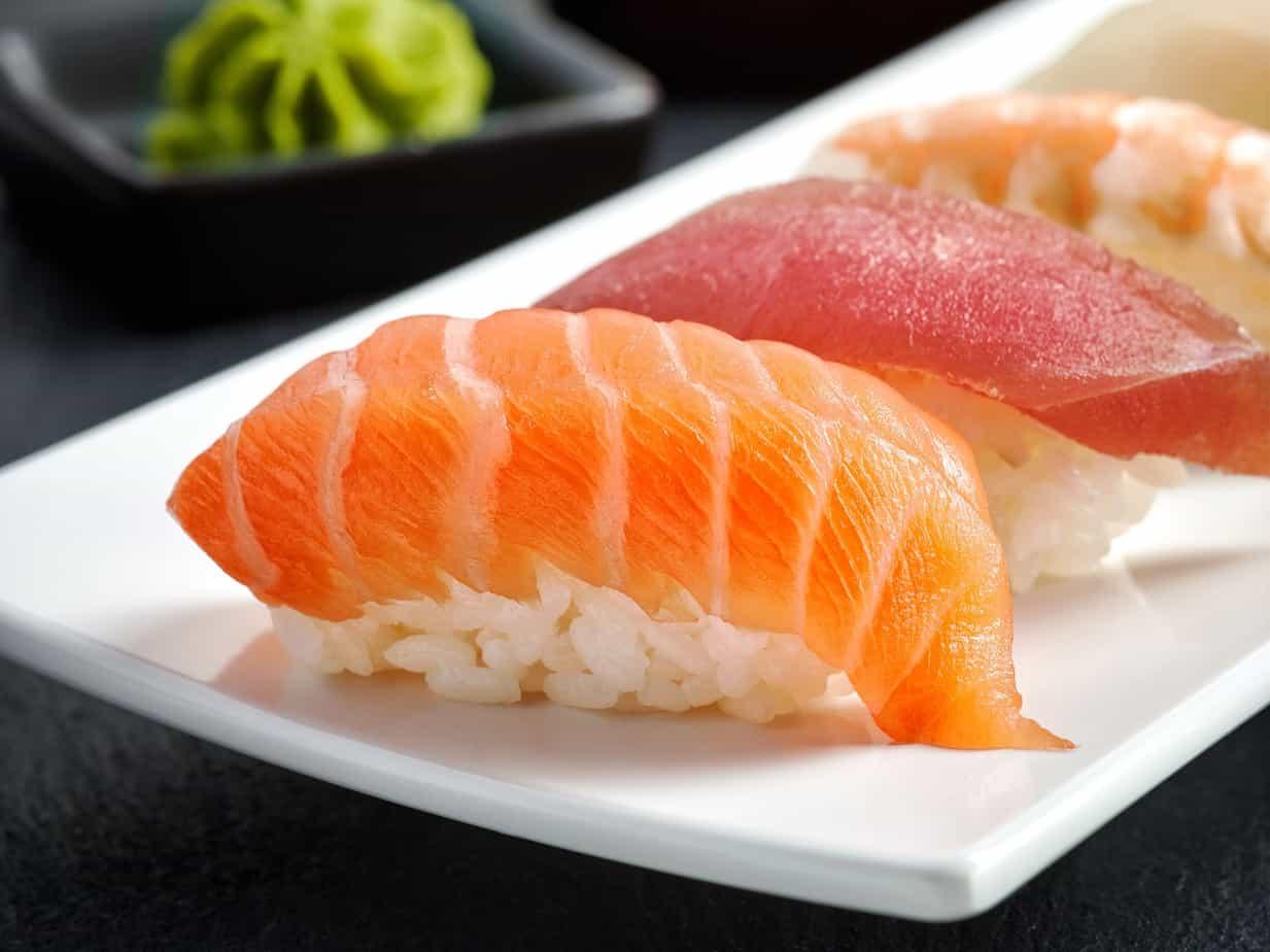 guía de sushi para principiantes
