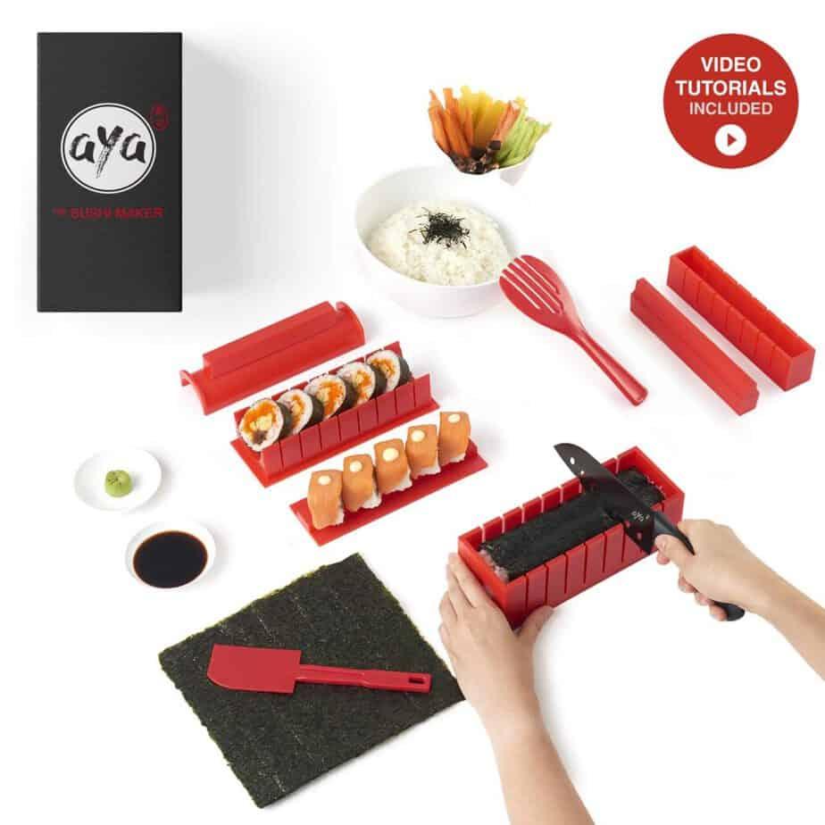 AYA sushi kit deluxe
