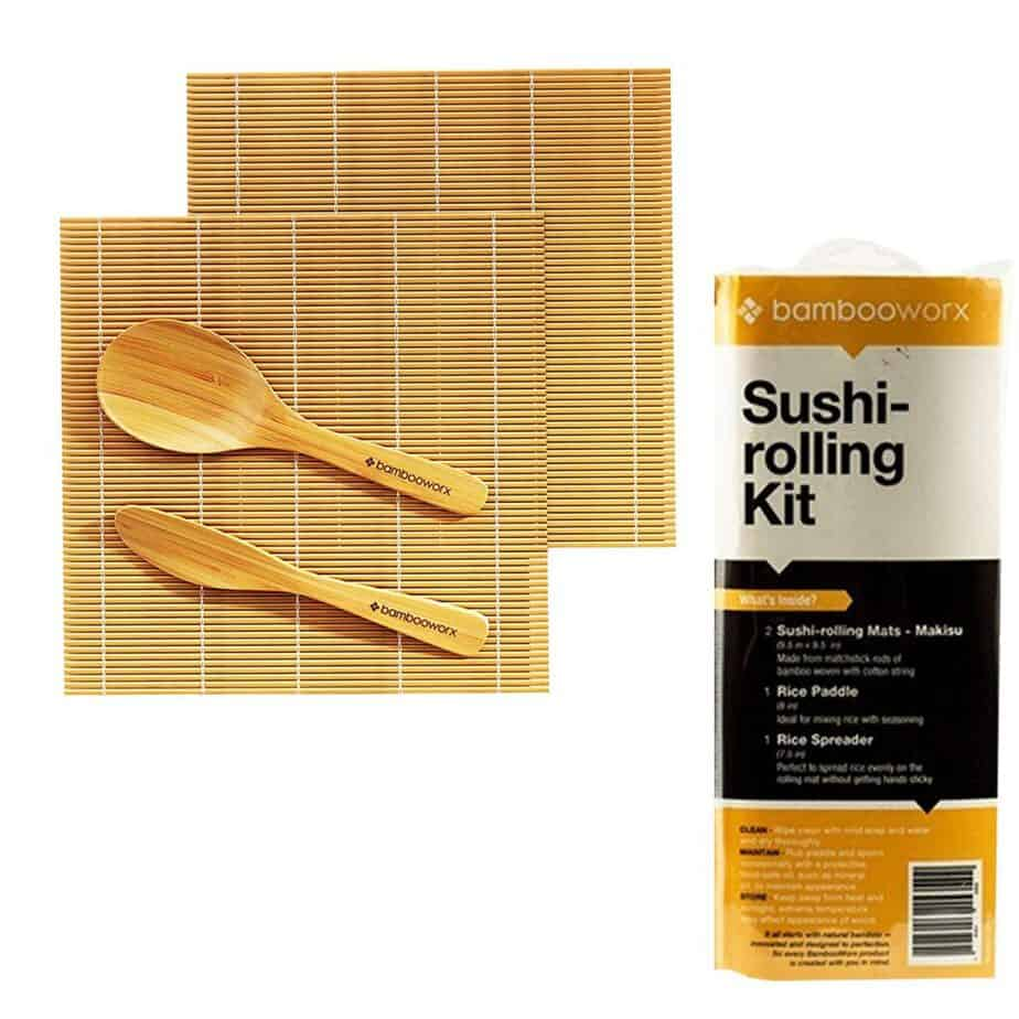 BambooWorx Sushi kit