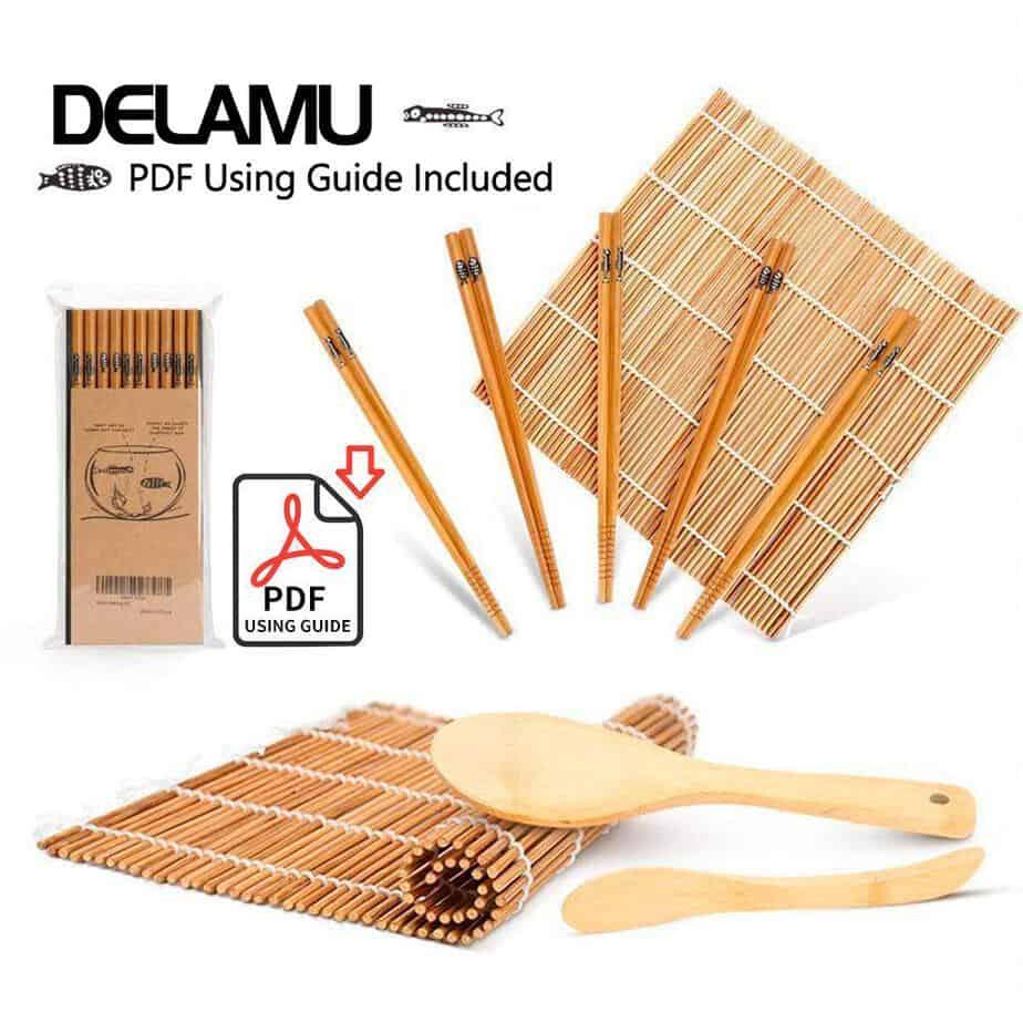 Delamu Sushi kit