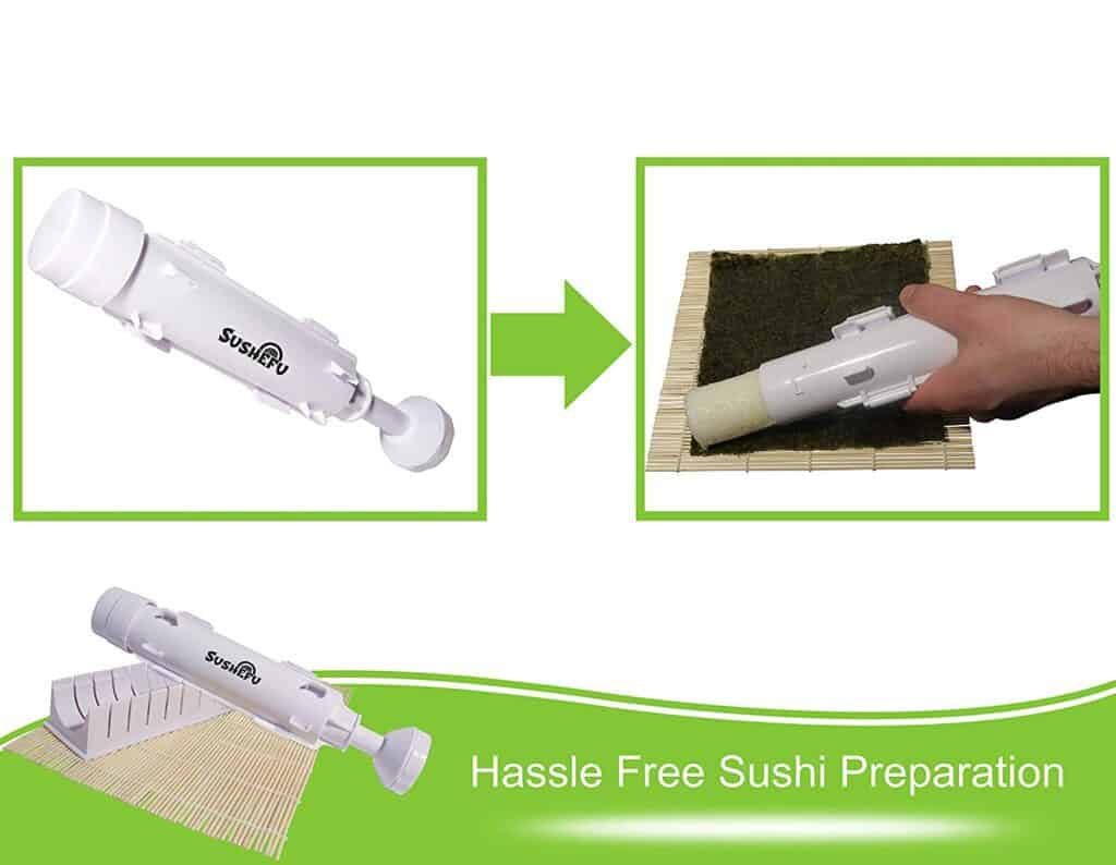 Sushi Bazooka Making Kit