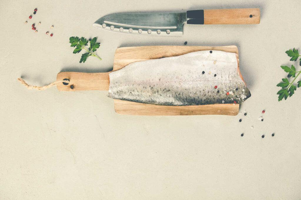 espinas del salmon