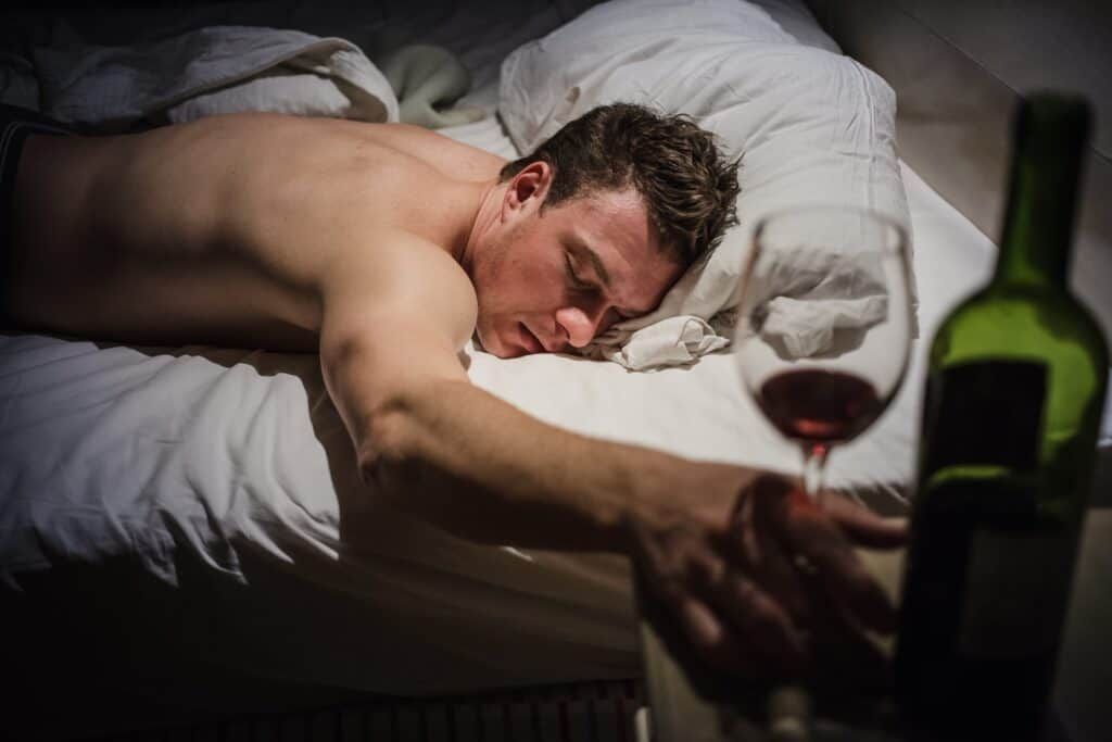 malos hábitos de sueño