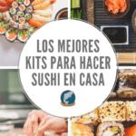 los mejores kits para hacer sushi en casa