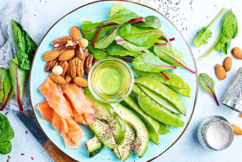 antioxidantes salmon omega 3